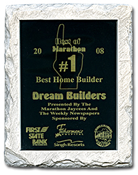 Best Home Builder of the Year Award 2008